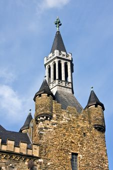 Free Town Hall, Aachen Stock Photos - 4690953