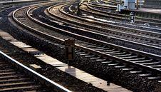 Free Railway Royalty Free Stock Photo - 4690955