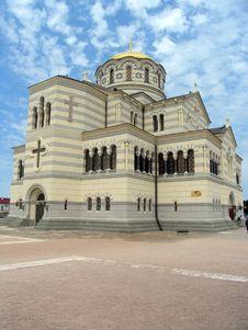 Free Vladimiskii Sobor Stock Image - 4690971