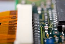 Free Integrated Circuit Stock Photo - 4691370