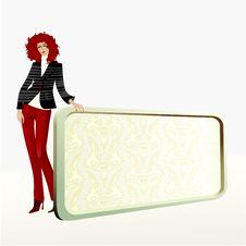 Free Lady Stock Image - 4691481