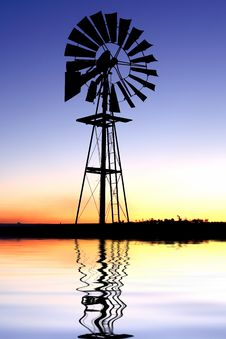 Free Wind Pump Stock Images - 4691844