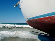 Free Beached Stock Photos - 4691903