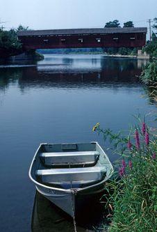 Free Row Boat Royalty Free Stock Image - 4691916