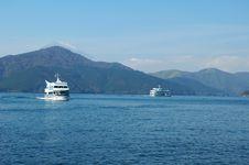 Free Hakone Lake Royalty Free Stock Images - 4692129