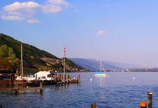 Free Swiss Lake Of Neuchatel Stock Photos - 4693123