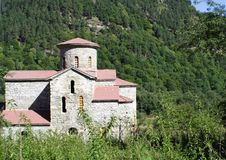 Free Aging Church ՠage In Mountain Stock Photography - 4693852