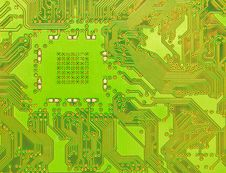 Free Circuit Board Royalty Free Stock Photos - 4694028