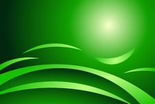Free Abstract Green Royalty Free Stock Images - 4694189
