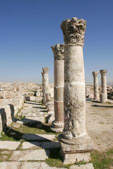 Free The Roman Ruins Stock Photos - 4694473