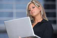 Free Business Woman Stock Photo - 4694770