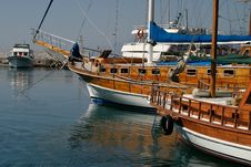 Free Yachts Stock Photo - 4694850