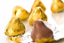 Free Chocolate Candy Royalty Free Stock Photos - 4694938