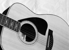 Free Acoustic Guitar Stock Photography - 4695462