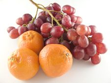 Free Red Grapes Stock Photo - 4695830