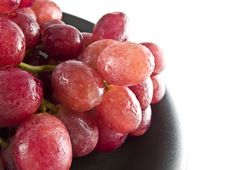 Free Red Grapes Royalty Free Stock Photos - 4695868