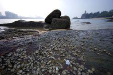 Free Beach Rock Stock Image - 4696211