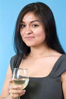 Free Wine And Smiles Stock Photo - 4696760