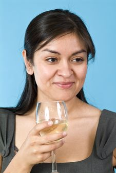 Free Little Bit Of Wine Royalty Free Stock Images - 4696789