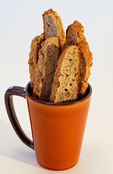 Free Homemade Biscotti Stock Photos - 4696803