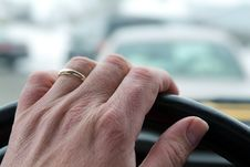 Free Driving Hands Stock Photos - 4696973