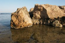 Free Rocks In The Sea Stock Photos - 4697123