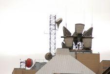 Free Antenna Farm Stock Image - 4697471