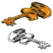 Free Music Instrument Series Royalty Free Stock Images - 4699079