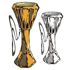 Free Music Instrument Series Royalty Free Stock Photos - 4699848