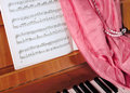 Free Cabinet Piano Story Stock Photo - 470070