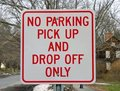Free No Parking Sign. Stock Images - 476014