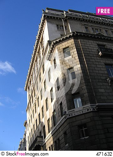 Free Grand Building In Liverpool Stock Photography - 471632