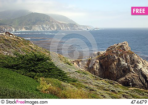 Free Big Sur Royalty Free Stock Images - 474479