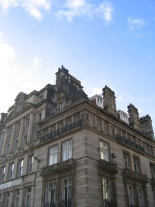 Free Building In Liverpool Royalty Free Stock Photography - 471627