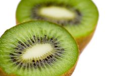 Free Kiwi Slices Royalty Free Stock Photo - 472155