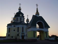 Free Kiev Church Stock Images - 473484