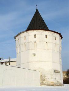 Free White Tower Royalty Free Stock Photo - 475515
