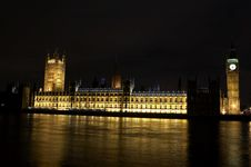 Free Houses Of Parliament Stock Photos - 475833