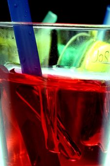 Jelly Shooters Stock Photography