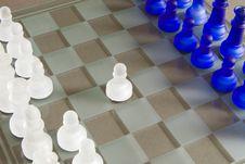 Free Chess Game Royalty Free Stock Photos - 478148