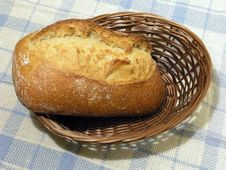 Free Bread Basket Stock Photography - 478342