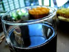 Free Cola Glass Stock Photo - 478510