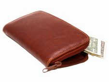 Free Wallet Royalty Free Stock Photo - 479055