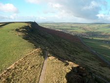 Free Pennine Way Stock Photography - 479752
