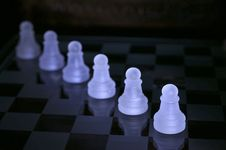 Free Chessmen Royalty Free Stock Photography - 479827