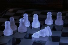 Free Chessmen Royalty Free Stock Photos - 479828
