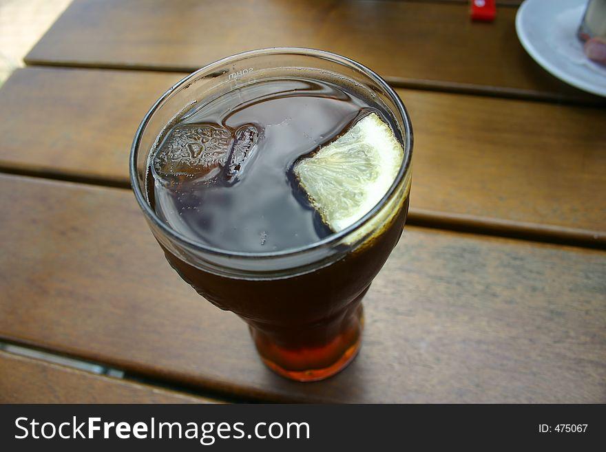 Glas of Coke