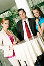 Free Successful Business Team Royalty Free Stock Photos - 4708198