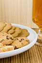 Free Cookies And Tea Stock Image - 4708211