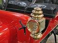 Free Beautiful Antique Car Brass Lamp Royalty Free Stock Photo - 4709955